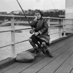Despondent Fisherman